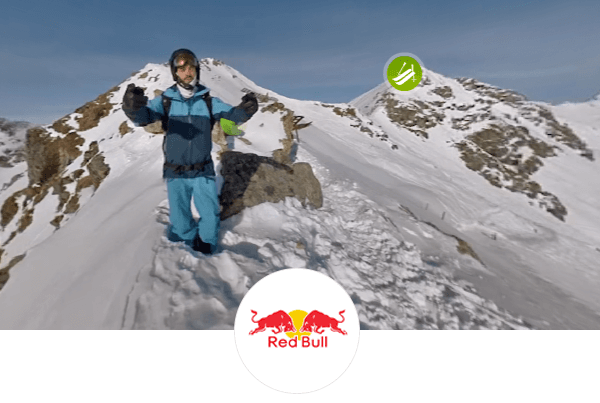 Red Bull Extreme sports experience