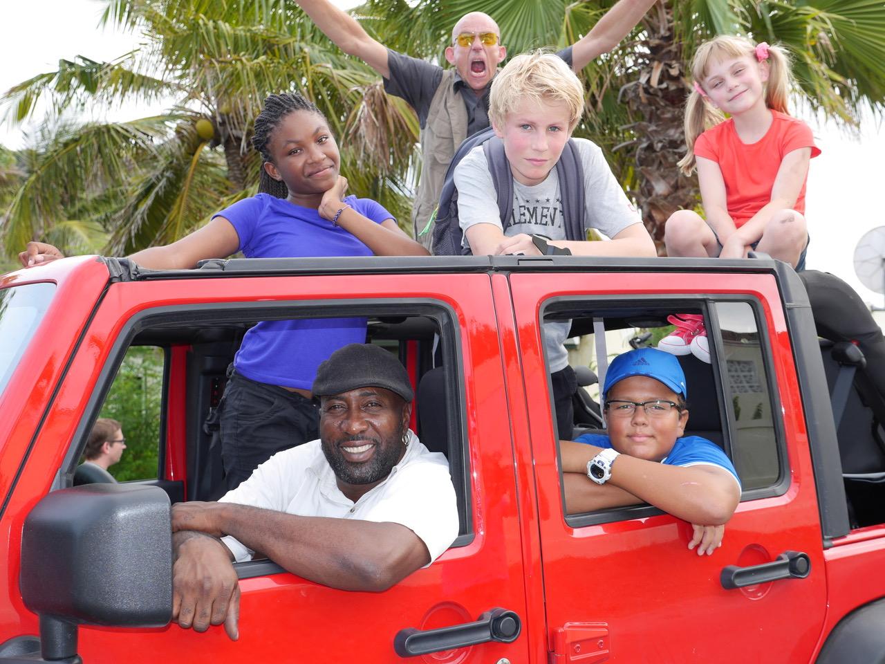 Benefiet Uitzending kinderfilm over Sint Maarten